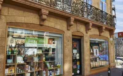 Local commercial, quartier Saint-Cyprien à Toulouse