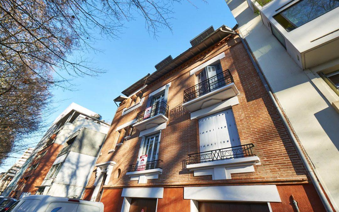 Immeuble 400m2, quartier Amidonniers à Toulouse