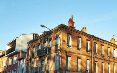 Immeuble 520m2, quartier Saint-Aubin à Toulouse
