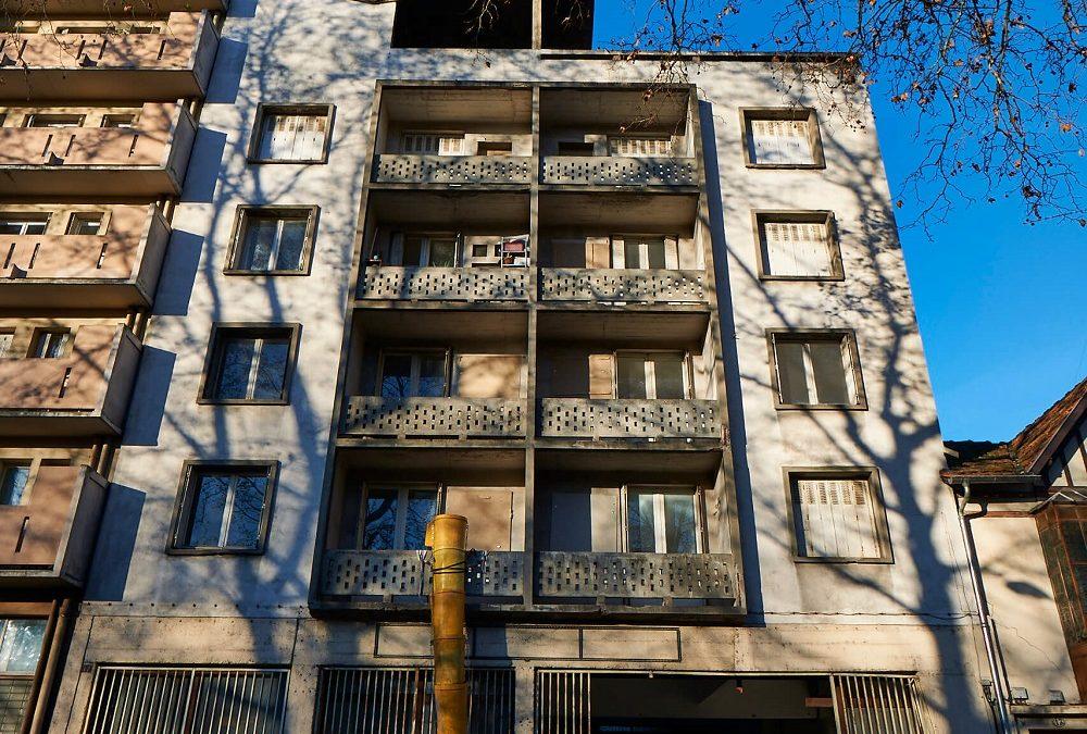 Immeuble 1250m2, quartier Saint-Aubin à Toulouse