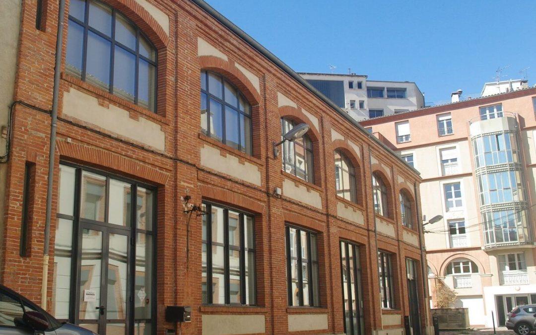 Immeuble commercial de 630m2 en hyper-centre de Toulouse