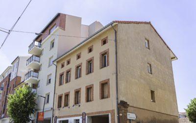 Immeuble d'habitation et commercial quartier Fer-à-Cheval à Toulouse